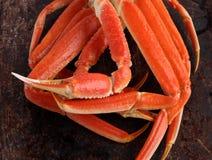 Crab legs Stock Photography