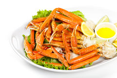 Crab legs Royalty Free Stock Photo