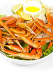 Crab legs Royalty Free Stock Image