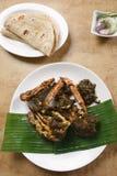 Crab Masala from Kerala, India Stock Photos