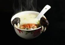 Crab porridge Stock Photos