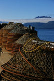 Crab Pots Stock Images