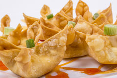 Crab Rangoon Royalty Free Stock Image