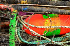 Crab Rings Stock Image