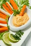 Crab salad Stock Photo
