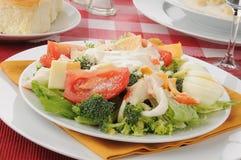 Crab Salad Stock Images