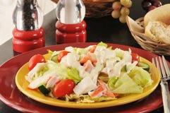 Crab Salad Royalty Free Stock Photo
