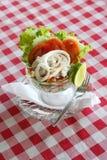 Crab Salad Royalty Free Stock Images