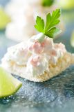 Crab salad Royalty Free Stock Images