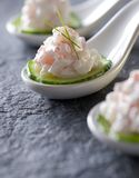 Crab salad Royalty Free Stock Image