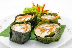 Crab salad Thai style Royalty Free Stock Image