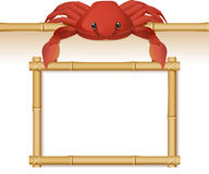 Crab Sign Stock Photos