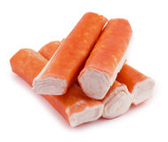Crab sticks Royalty Free Stock Photo