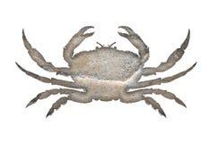 Crab stone Stock Photo