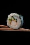 Crab sushi maki sushi Royalty Free Stock Image