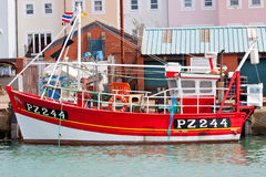The crabber Kenavo Stock Images