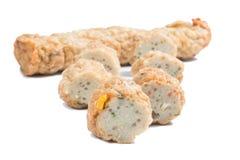 Crabe de coquille d'écossais Photo stock