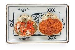Crabe femelle de neige photos stock