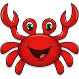 Crabe mignon Photo libre de droits