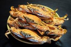 Crabes grillés Image libre de droits