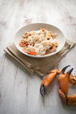 Crabmeat Royalty Free Stock Photo