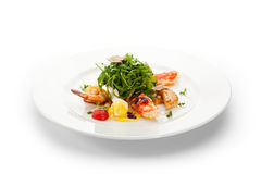 Crabmeat Salad Royalty Free Stock Images