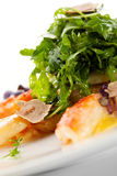 Crabmeat Salad Stock Photo
