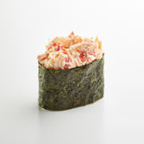 Crabmeat Seaweed Gunkan Royalty Free Stock Image