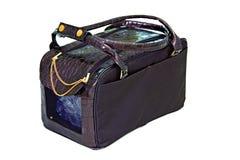 crabot brun de sac Image libre de droits