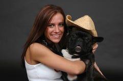 Crabot de cowboy Photo stock