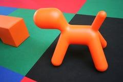 Crabot de jouet Image libre de droits