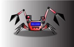 Crabrobot  2016 Stock Photos