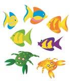 crabs море fishis бесплатная иллюстрация