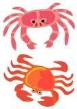 Crabs Stock Image