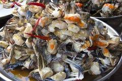 Crabs legs Stock Photo