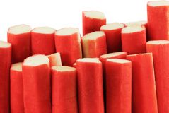 Crabsticks Stock Photography