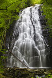 Crabtree Falls royaltyfri foto