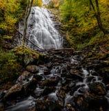 Crabtree Falls Fotografering för Bildbyråer