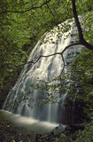 Crabtree Falls, NC Stock Image