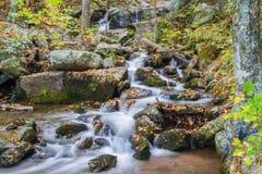 Crabtree Falls – Nelson County, Virginia, USA Royalty Free Stock Photos