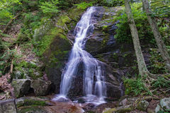Crabtree Falls – Nelson County, Virginia, USA Stock Photos