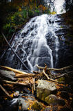 Crabtree Falls in North Carolina Stock Images