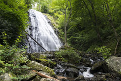 Crabtree Falls, North Carolina Royalty Free Stock Image