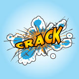 Crack Royalty Free Stock Image