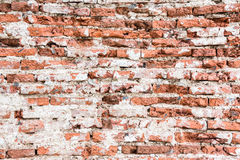 Crack brick wall Royalty Free Stock Image