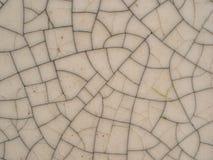 Crack Ceramic Texture Surface Background Royalty Free Stock Image