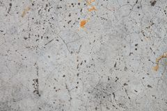 Crack concrete construction background Stock Photos