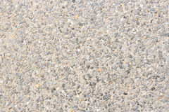 Crack gravel wall Stock Images