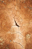 Crack In The Ground Stock Photos