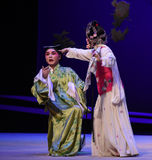 "Crack jokes-Kunqu Opera ""the West Chamber"" Royalty Free Stock Images"
